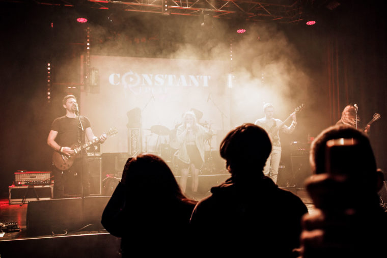 Constant Repeat – Dose Of Rock